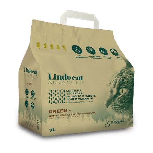 Image of Lindocat Advanced Green +: 7 litri