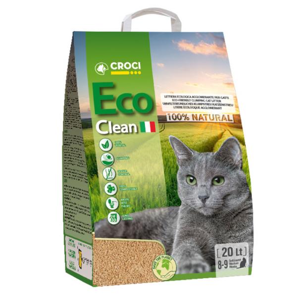 Image of Lettiera Eco Clean : 20 L