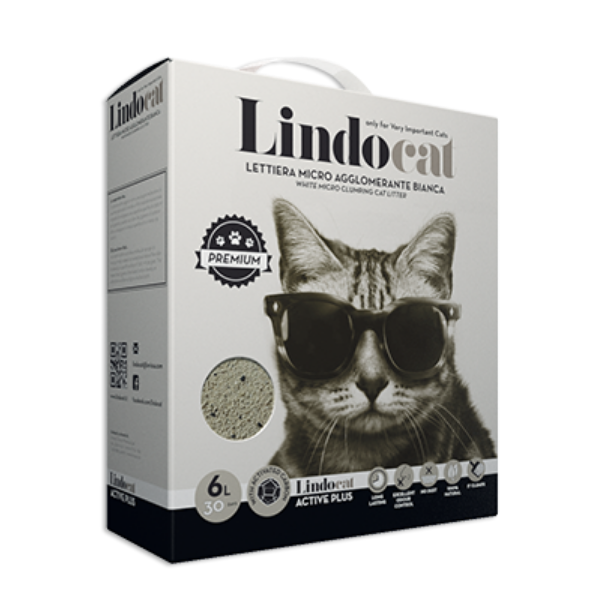 Image of Lindocat Active Plus : 6 L Active plus