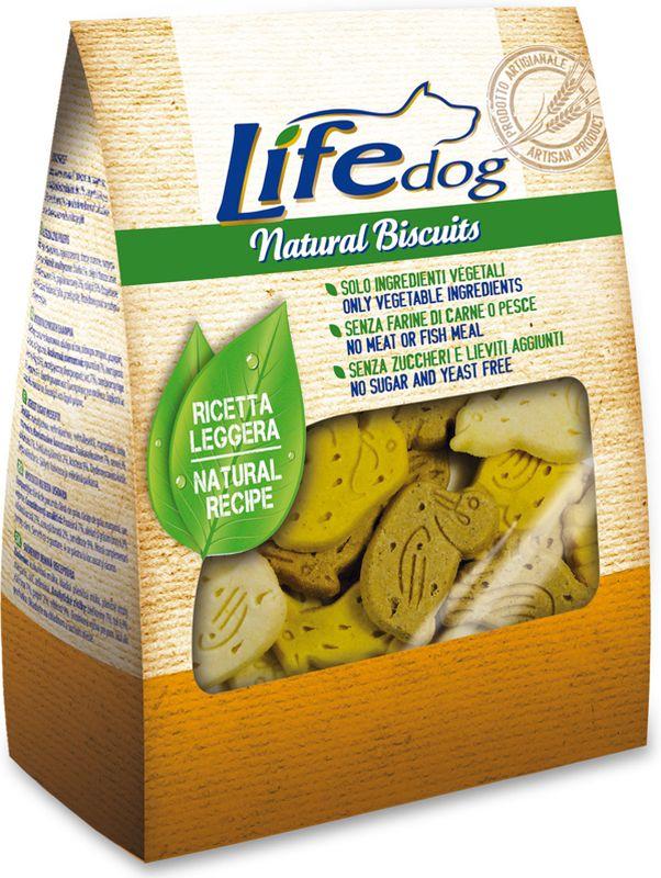 LifeDog Natural Animaletti: 500 gr