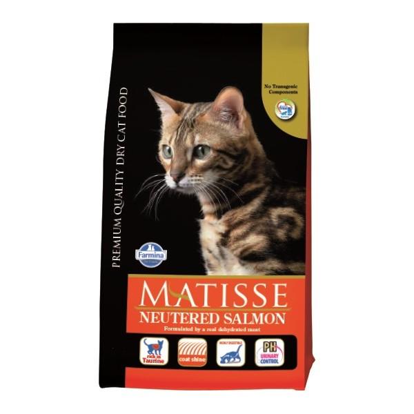Image of Matisse Sterilizzato al Salmone: 1,5 kg