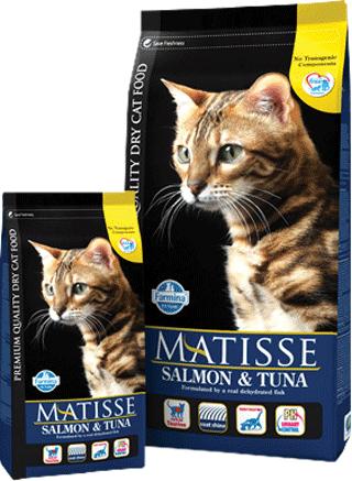Image of Matisse Salmone & Tonno: 1,5 kg