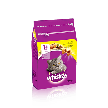 Image of Whiskas 1+ Adult Pollo: 1,4 Kg