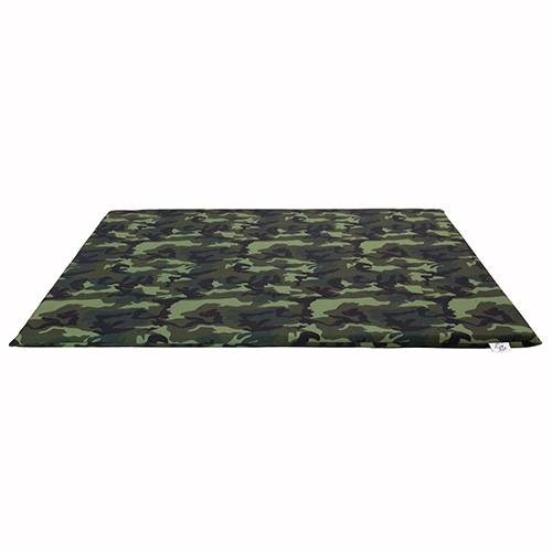 Materassino Army Leopet: Rosa: 70x100x3h cm