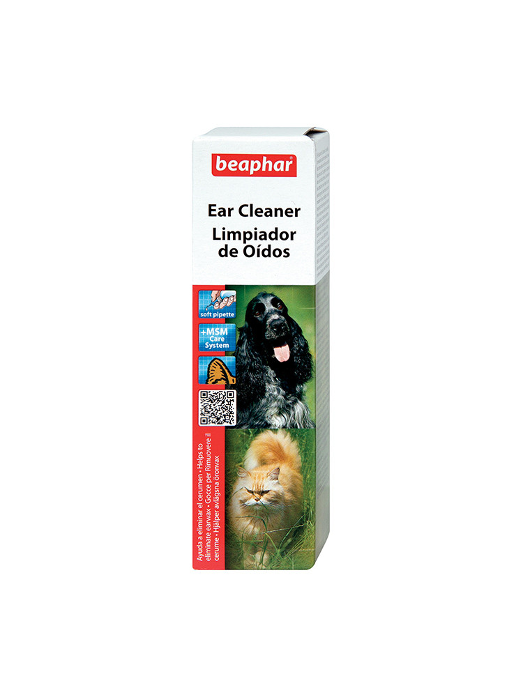Image of Beaphar Cleaner 50 ml - Ear 9003759