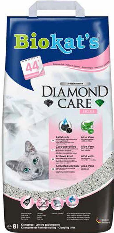 Image of Biokat's Diamond Care - Lettiera 8 L Fresh 9004235