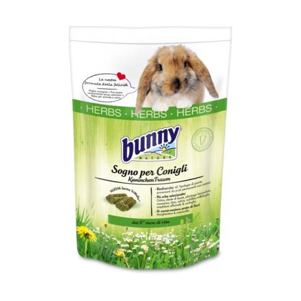 Image of Bunny Sogno per Conigli Herbs : 750 gr