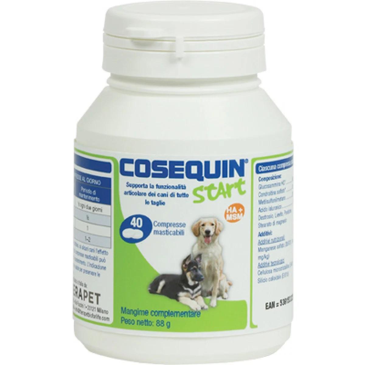 Image of Cosequin Start: 40 compresse