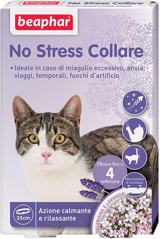 Beaphar No Stress Collare Gatto 35 cm
