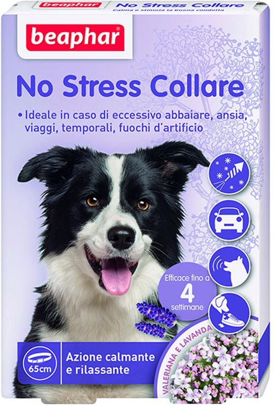 Image of Beaphar No Stress Collare Cane : 65 cm