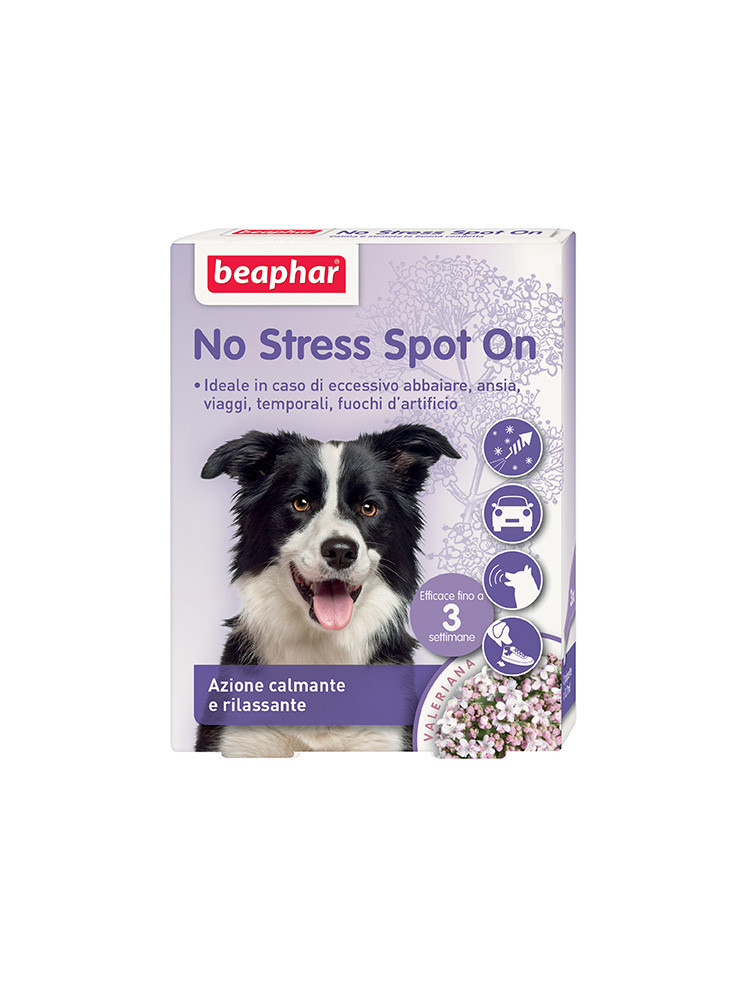 Beaphar No Stress 3 pipette - Spot On