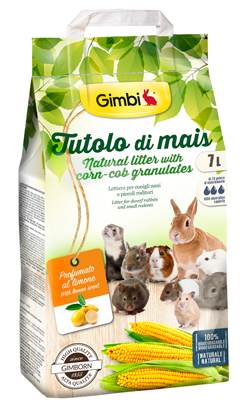 Image of Gimbi Tutolo di Mais al Limone: 7 L