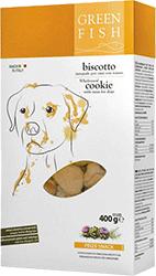 Image of Marpet Green Fish Biscotti Integrali con Tonno 400 gr 9008006