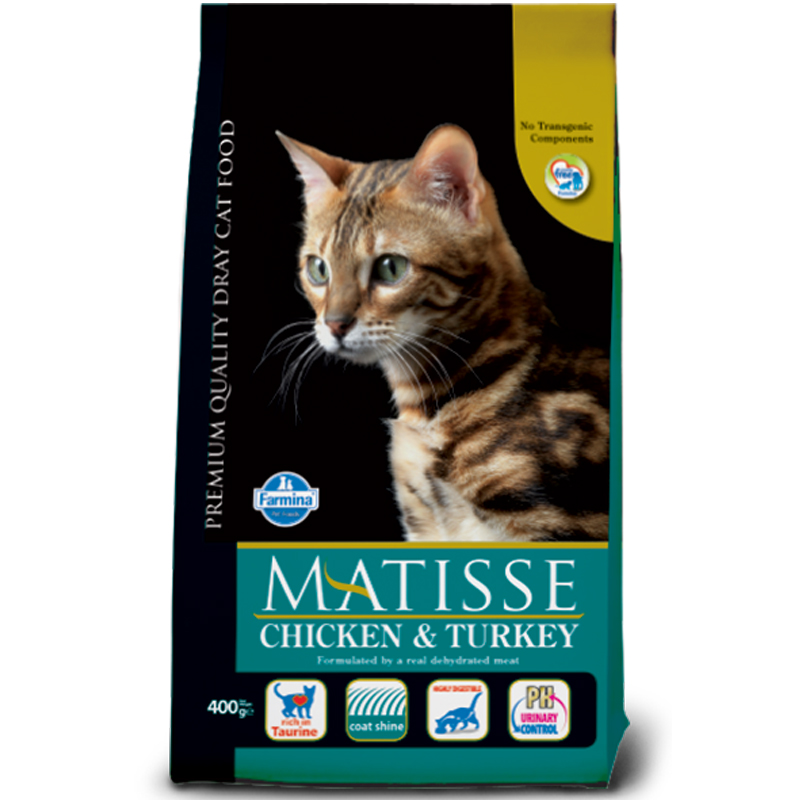Image of Matisse Pollo & Tacchino: 1,5 kg