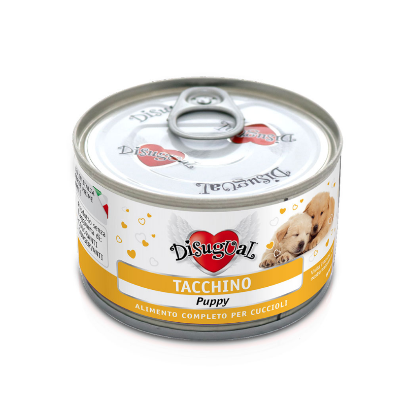 Image of Disugual Puppy 150 gr: Tacchino
