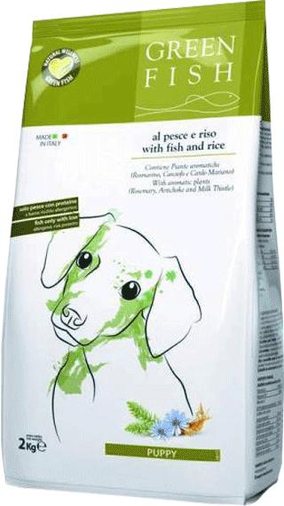 Image of Marpet Green Fish Dog Puppy Mini / Medium / Giant 12 kg 9011018