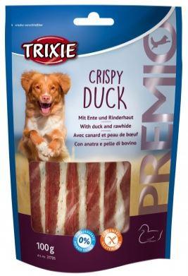 Premio Snack Trixie 100 gr Crispy Duck