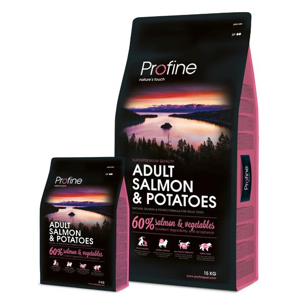 Image of Profine Adult Salmone e Patate: 3 kg
