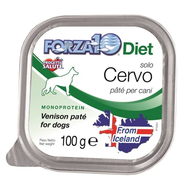 Image of Forza10 solo Diet Dog 100 gr: Tonno