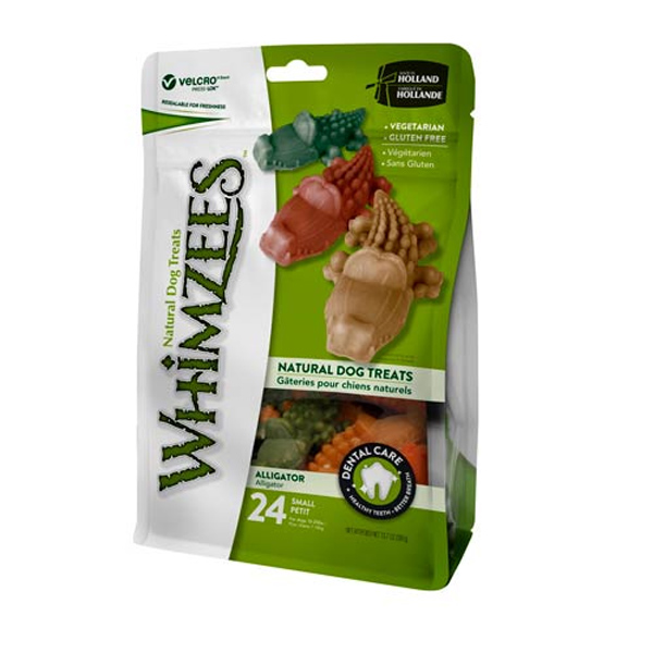 Image of Whimzees Alligatore: Small 24 pezzi