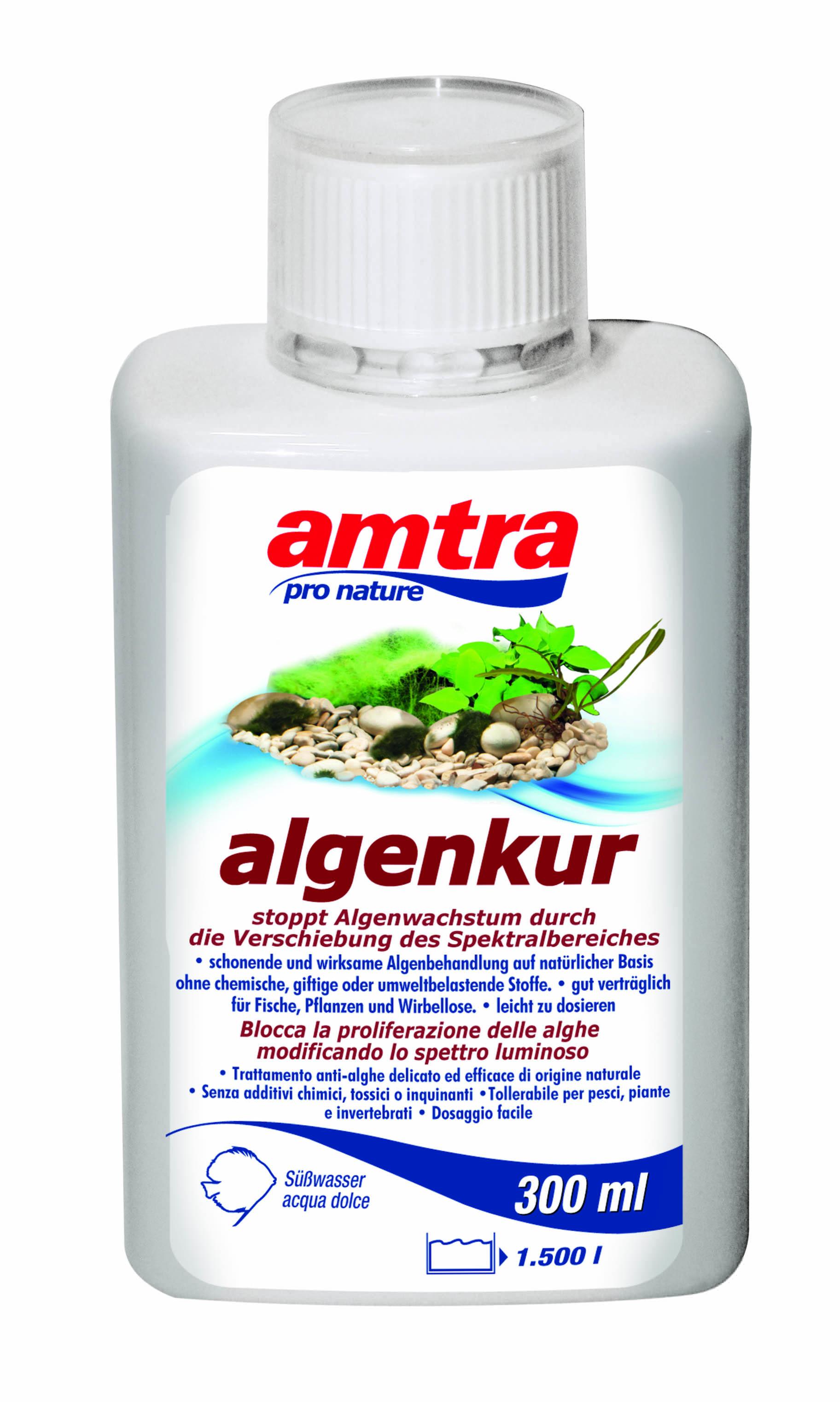 Amtra Algen: 0,25 L - Control
