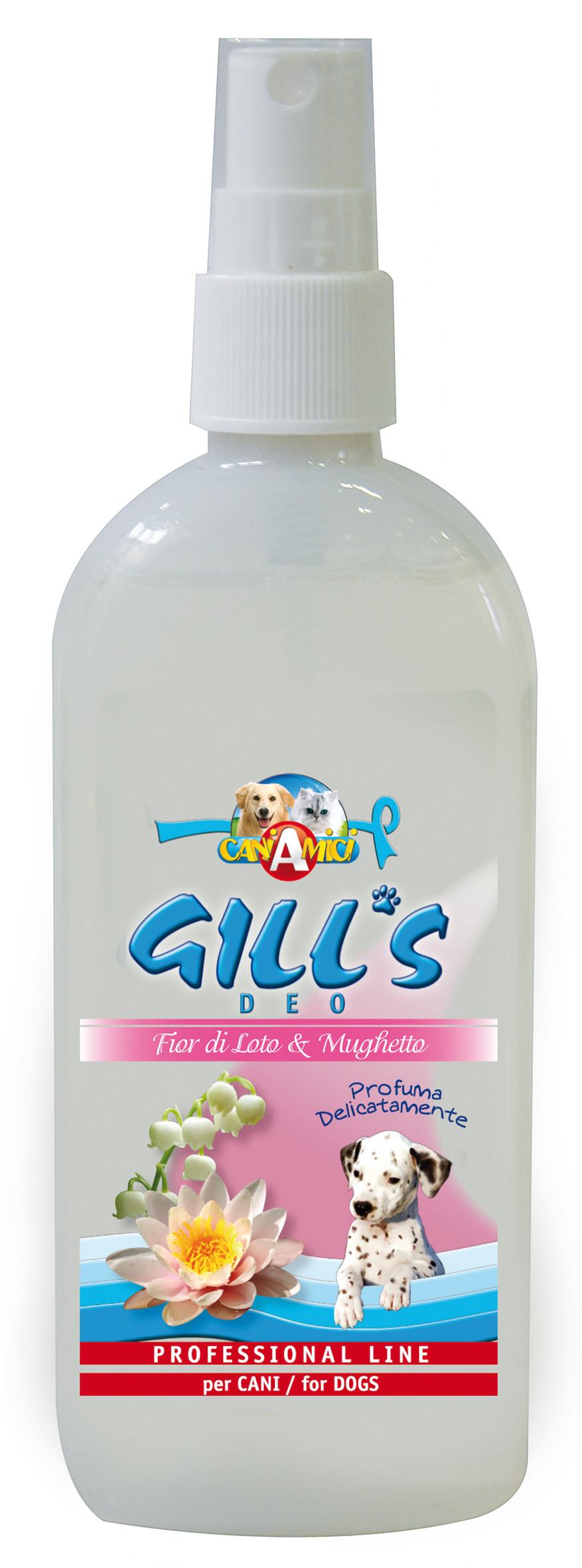 Image of Gill's Deodorante 150 ml Fior Di Loto E Mughetto 9018379