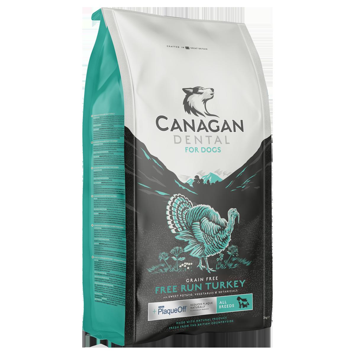 Image of Canagan Free-Run Turkey Dental 2 kg 9020548