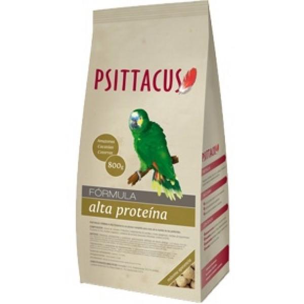 Image of Psittacus Mantenimento Alta Proteina : 800 gr - Tg 8