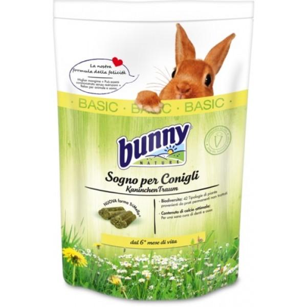Image of Bunny Sogno per Conigli Basic : 4 kg