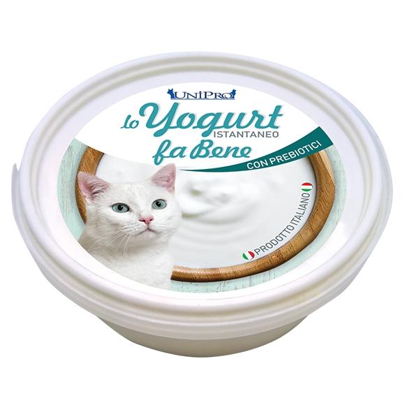 Image of Unipro Yogurt Cremoso Istantaneo per Gatti: 25 gr