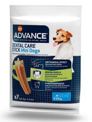 Image of Advance Snack Dental Stick: Mini 90 gr