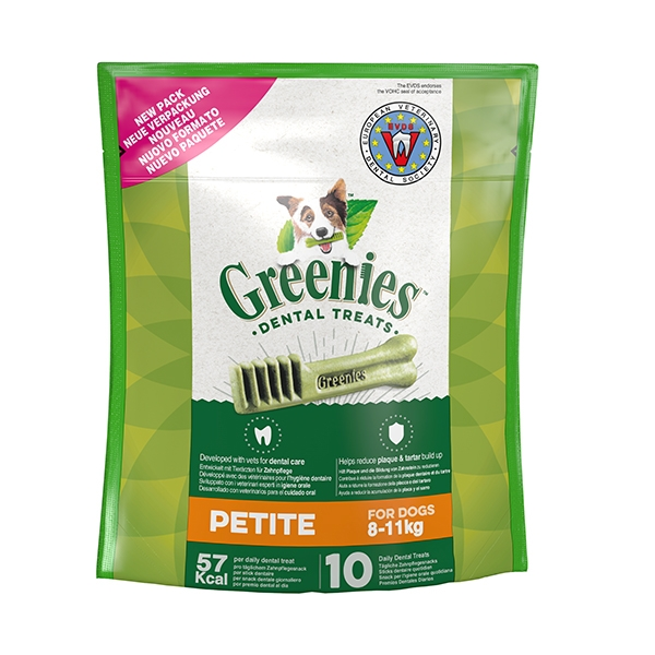 Image of Greenies Dental Treats Petite: 170 gr