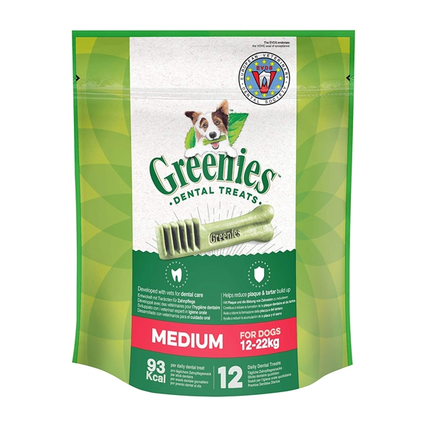 Image of Greenies Dental Treats Medium: 85 gr