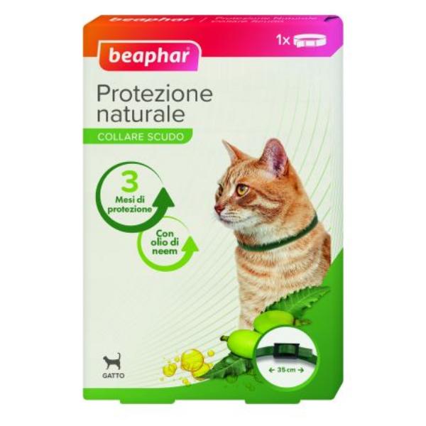Beaphar Protezione Naturale Collare Gatto: 35 cm