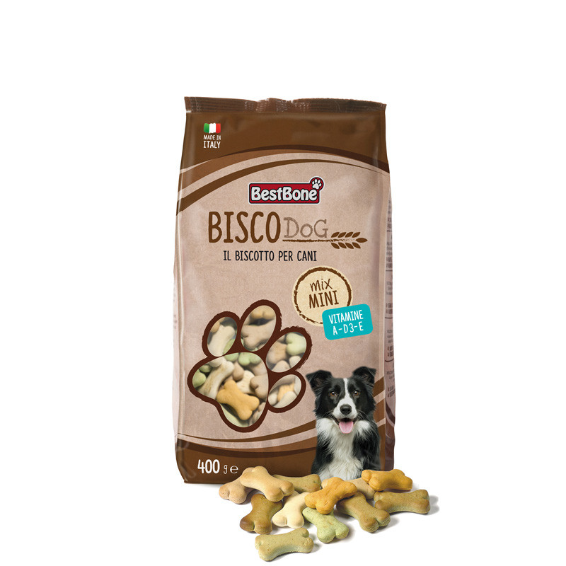 Image of BestBone Biscotti Mini Mix: 400 gr