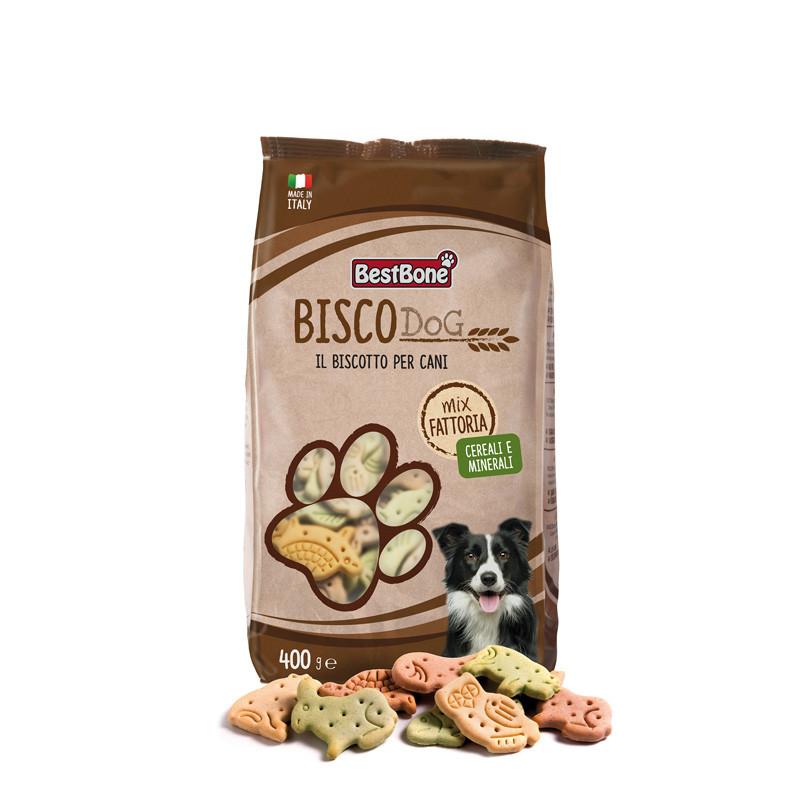 Image of BestBone Biscotti Mix Fattoria: 400 gr