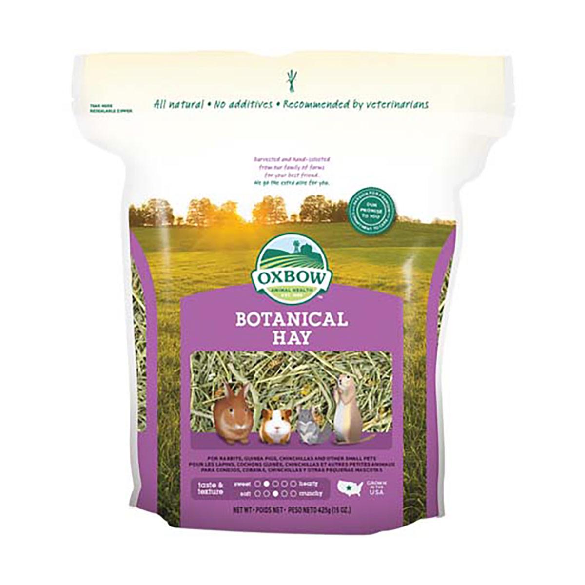 Image of Oxbow Botanical Hay : 425 gr