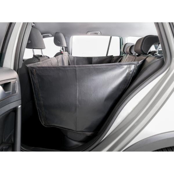 Image of Coprisedile per auto in Nylon con rialzi Trixie: 150 x 135 cm
