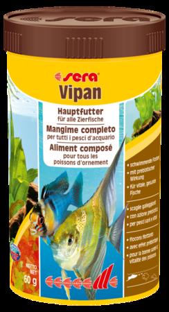 Image of Sera Vipan Tutti Pesci : 250 ml