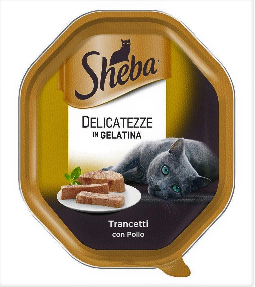 Image of Sheba delicatezze in gelatina 85 gr: Pollo
