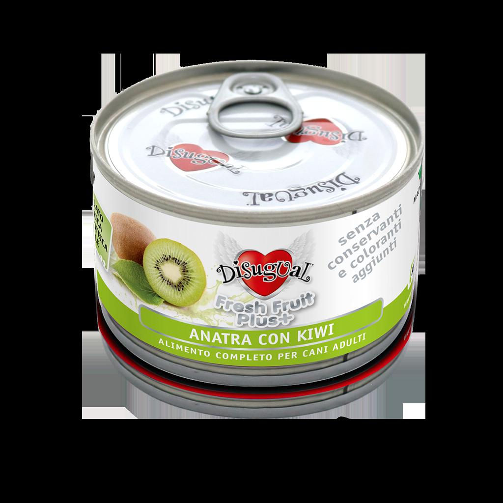 Image of Disugual Fresh Fruit Plus 150 gr Anatra con Kiwi 9007259