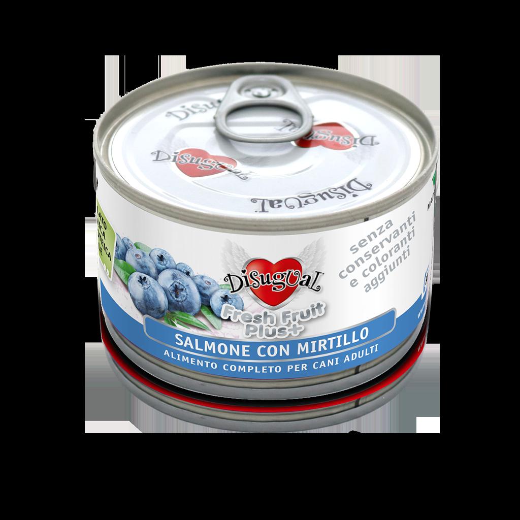 Image of Disugual Fresh Fruit Plus 150 gr Salmone con Mirtilli 9000352