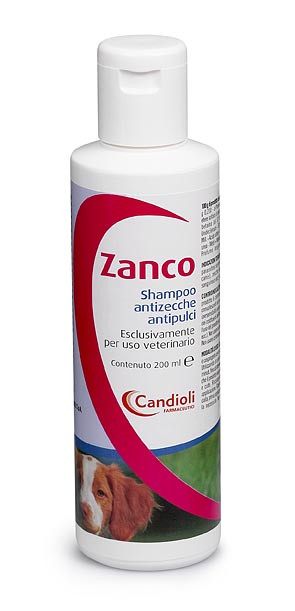 Image of Zanco shampoo antiparassitario : 200 ml