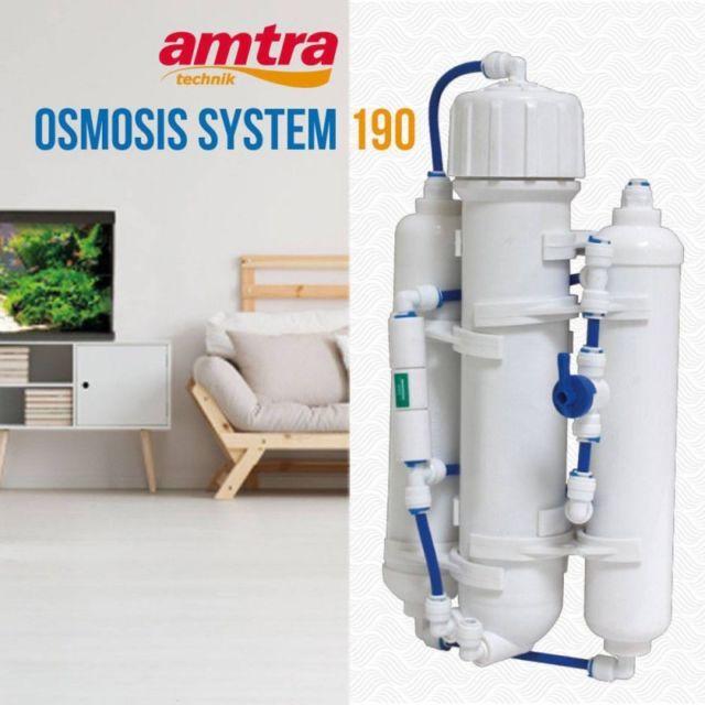 Image of Componenti di impianti osmotici per acquari Amtra: Osmosis System 190