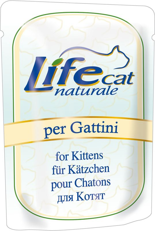 Image of LifeCat Natural Buste: Pollo
