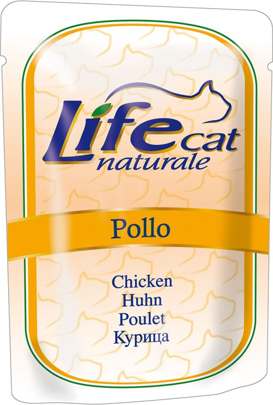 LifeCat Natural Buste Pollo