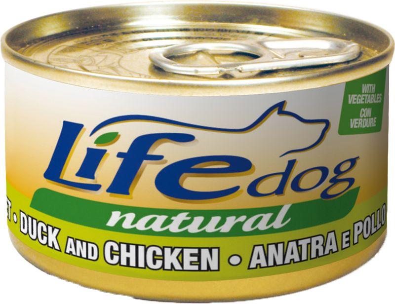 Image of LifeDog Naturale 90 gr: Filetti di Pollo con Zucca