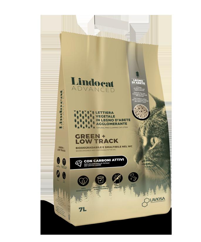 Image of Lindocat Advanced Green Low Track: 7 litri