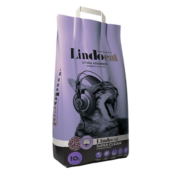 Image of Lindocat Super Clean Lettiera: 10 lt