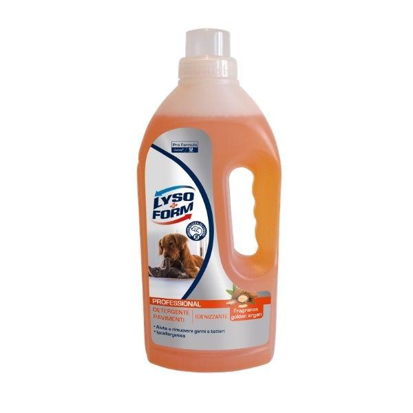 Image of Detergente pavimenti Lysoform 1 litro: Aloe Vera